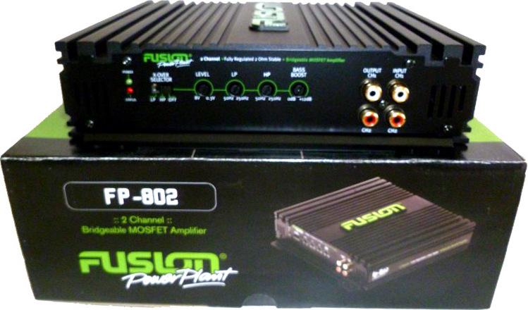 усилитель Fusion FP-802 в