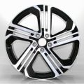 APA 5586 8x18 5x100 ET35 57,1 Black Machined