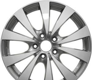 Литой диск Replica TO75 6,5x16 5x114,3 ET39 60,1 S - фото 2